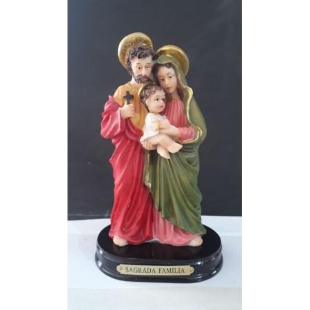 ID263 - Sagrada Familia 16cm VD Resina