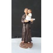 ID41 - Santo Antonio 11cm Resina