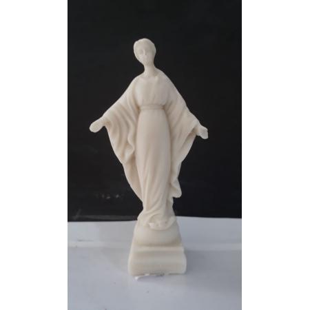 ID951 - N. Sra. do Sorriso 11cm Resina