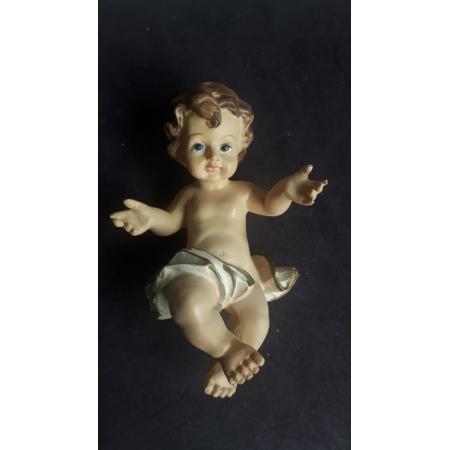 IDN04 - Menino Jesus 15cm Resina