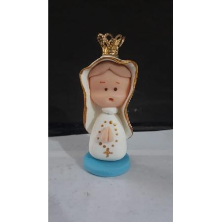 IG60 - Nossa Senhora Fatima 50mm Biscuit
