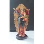 IP191 - Nossa Senhora do Perpetuo Socorro 10cm Resina