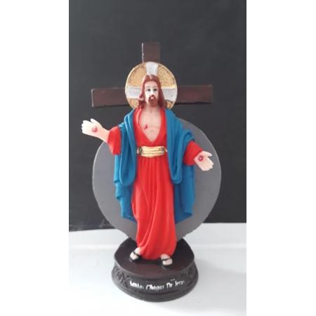 IT1113 - Santas Chagas de Jesus 15cm Resina
