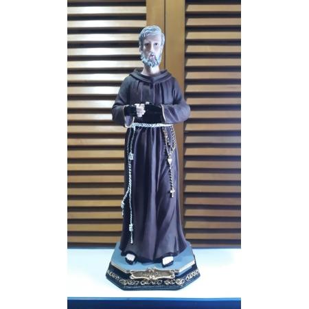 IV1096 - São Padre Pio 30cm Resina