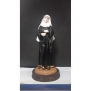 IV154 - Santa Rita de Cassia 20cm Resina