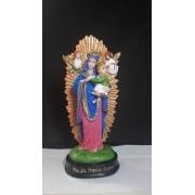 IV193 - Nossa Senhora do Perpetuo Socorro 13cm Resina