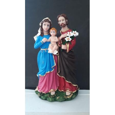 IV264 - Sagrada Familia 20cm Resina