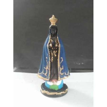 IV480 - Nossa Senhora Aparecida 08cm Resina