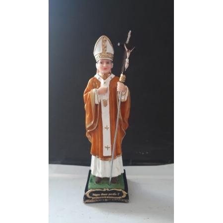 IV773 - São João Paulo II 15cm Resina