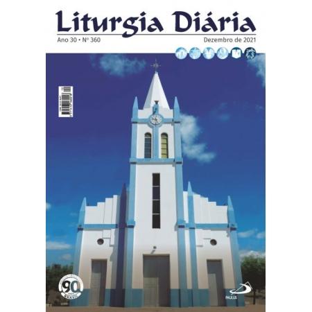 Liturgia Diaria - Dezembro 2021