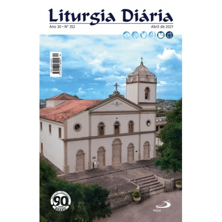 Liturgia Diaria Letra Grande - Abril 2021