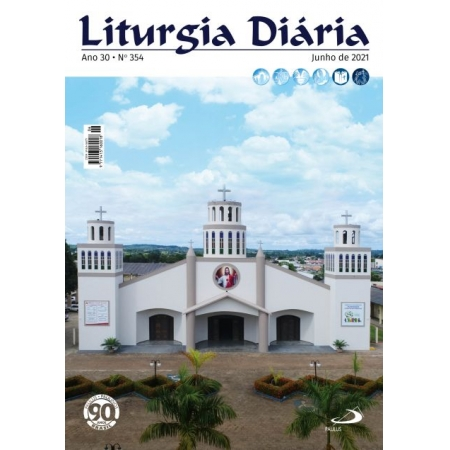 Liturgia Diaria Letra Grande - Junho 2021