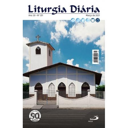 Liturgia Diaria - Março 2021