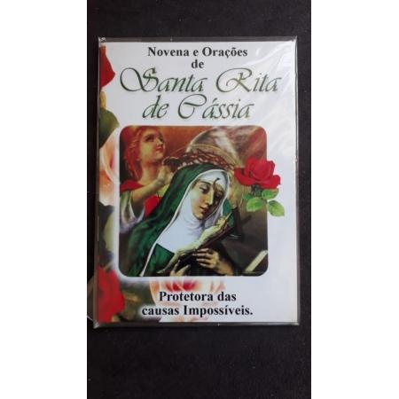 Novena e Orações de Santa Rita de Cassia