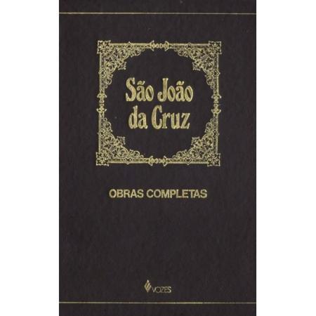 São João da Cruz - Obras Completas - Editora Vozes