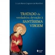 Tratado da Verdadeira Devoção Santissoma Virgem Letra Grande - Vozes