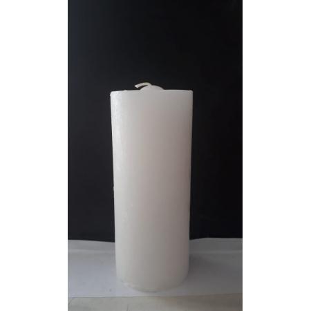Vela Altar Branca 17cmx7cm
