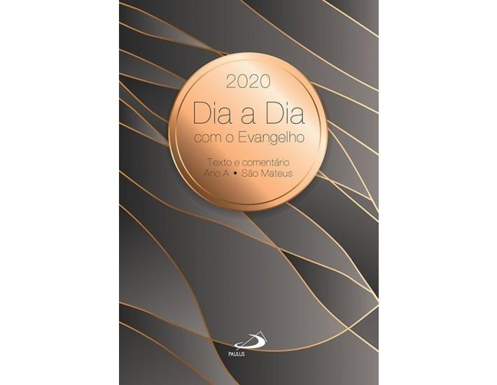 Agenda Dia a Dia com o Evangelho 2020 Classica  - VindVedShop - Distribuidora Catolica