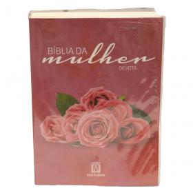 Biblia Sagrada da Mulher Devota  - VindVedShop - Distribuidora Catolica
