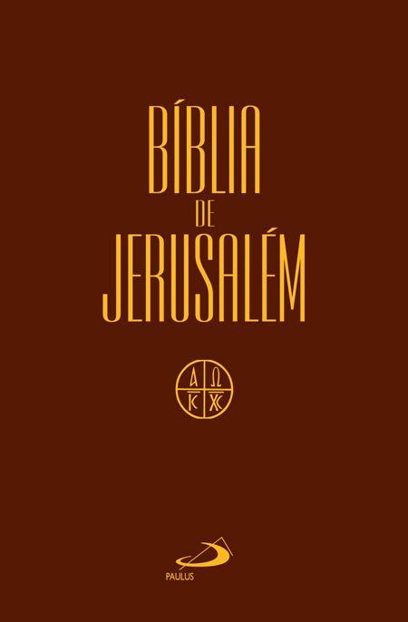 Biblia Sagrada Jerusalem Capa Plastica  - VindVedShop - Distribuidora Catolica