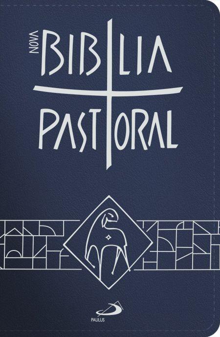 Biblia Sagrada Nova Ed. Pastoral Bolso Encadernada  - VindVedShop - Distribuidora Catolica