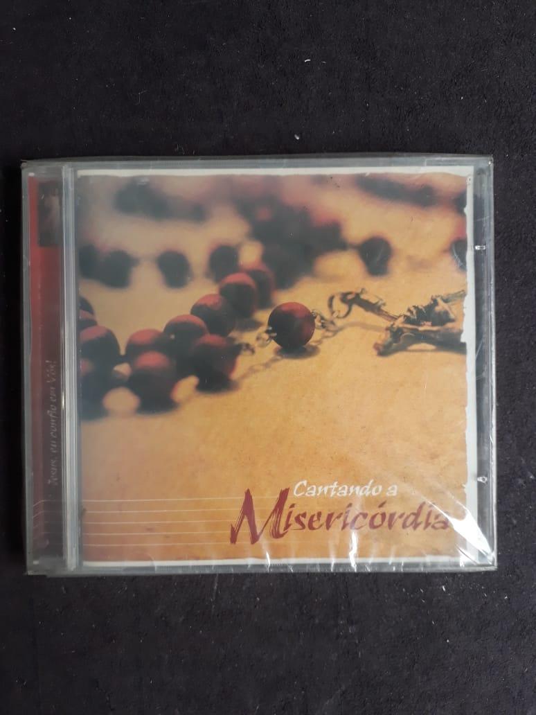 CD - Cantando a Misericordia - RCC  - VindVedShop - Distribuidora Catolica