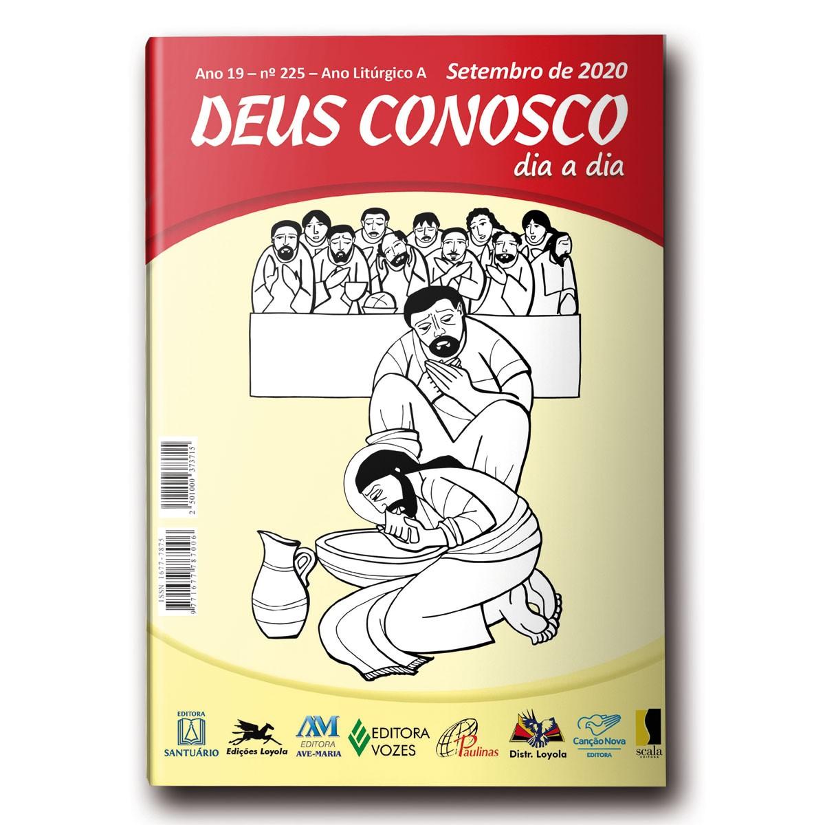 Deus Conosco - Setembro  - VindVedShop - Distribuidora Catolica