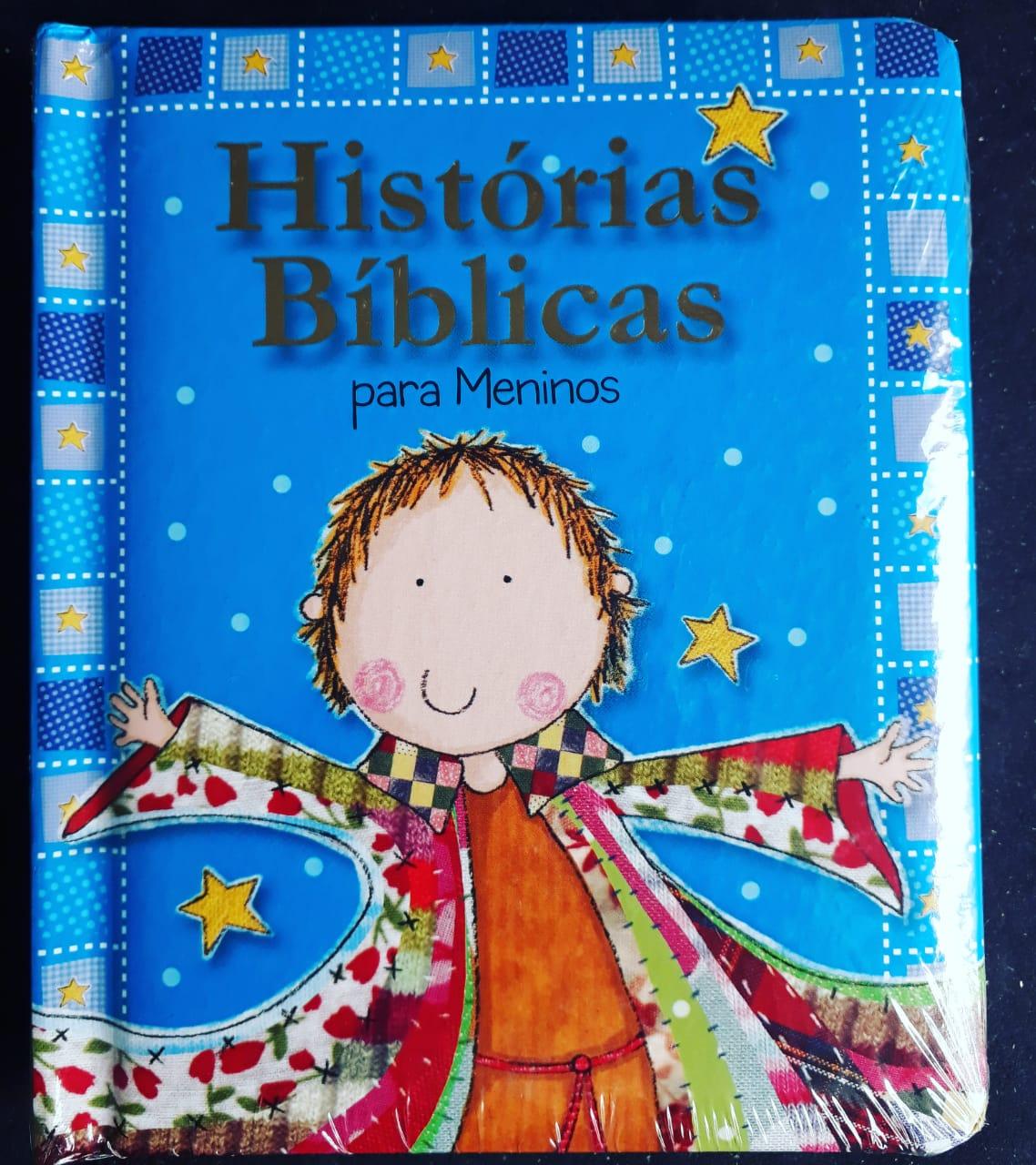 Historias Biblicas para Meninos  - VindVedShop - Distribuidora Catolica