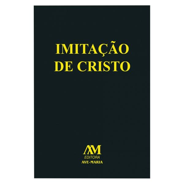 Imitação de Cristo - Editora Ave Maria  - VindVedShop - Distribuidora Catolica