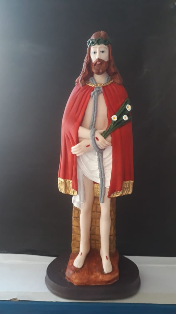 IT856 - Bom Jesus 30cm Resina  - VindVedShop - Distribuidora Catolica