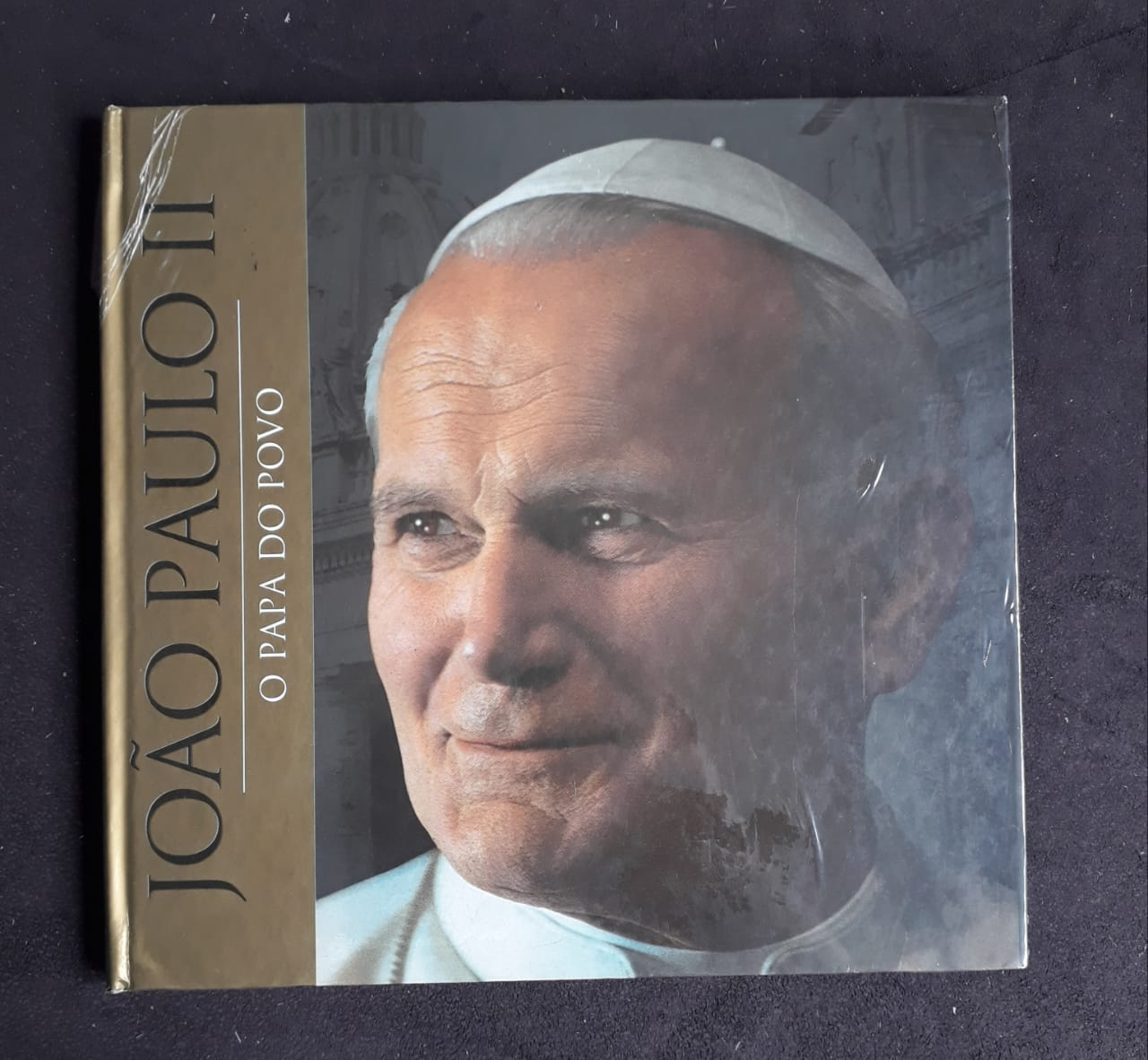 João Paulo II - O Papa do Povo  - VindVedShop - Distribuidora Catolica