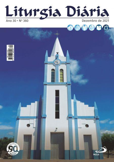 Liturgia Diaria - Dezembro 2021  - VindVedShop - Distribuidora Catolica