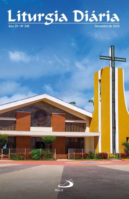 Liturgia Diaria - Dezembro  - VindVedShop - Distribuidora Catolica