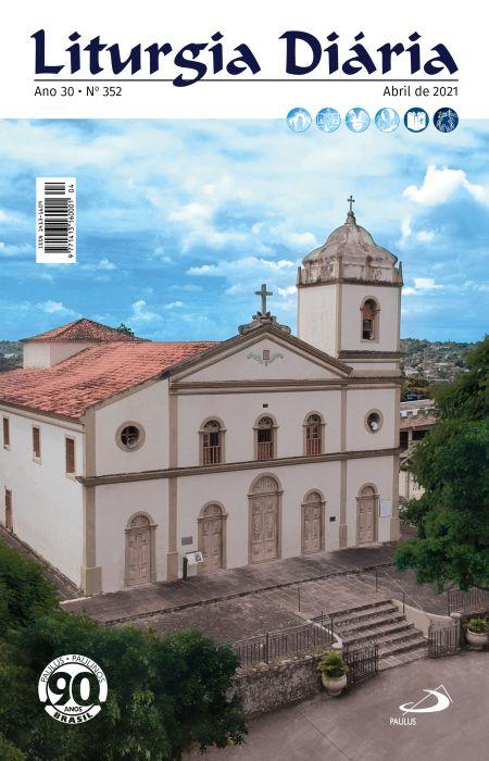 Liturgia Diaria Letra Grande - Abril 2021  - VindVedShop - Distribuidora Catolica