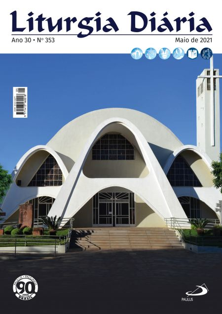 Liturgia Diaria - Maio 2021  - VindVedShop - Distribuidora Catolica