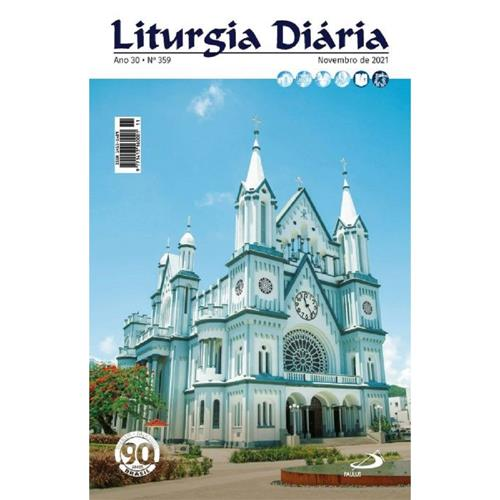 Liturgia Diaria - Novembro 2021  - VindVedShop - Distribuidora Catolica
