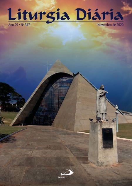 Liturgia Diaria - Novembro  - VindVedShop - Distribuidora Catolica
