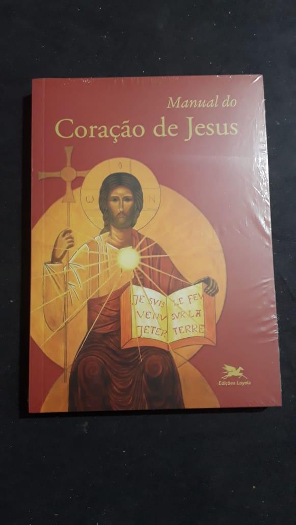 Manual do Coração de Jesus  - VindVedShop - Distribuidora Catolica
