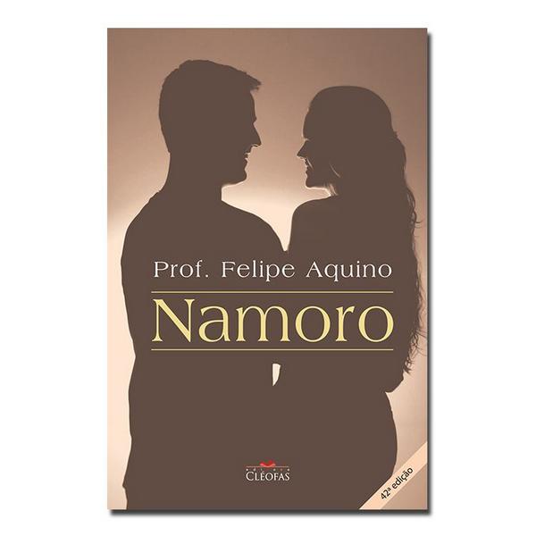 Namoro - Felipe Aquino  - VindVedShop - Distribuidora Catolica