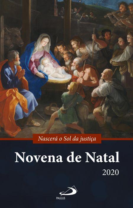 Novena Natal 2020 - Paulus  - VindVedShop - Distribuidora Catolica
