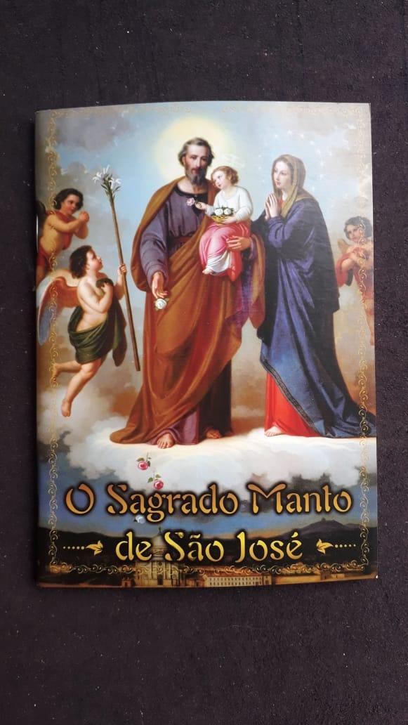 O Sagrado Manto de São José  - VindVedShop - Distribuidora Catolica