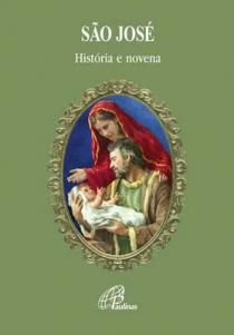 São José - Historia e Novena  - VindVedShop - Distribuidora Catolica