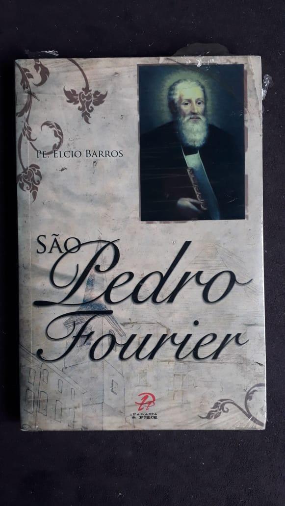 São Pedro Fourier - Pe. Elcio Barros  - VindVedShop - Distribuidora Catolica