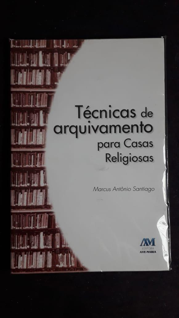 Tecnicas de Arquivamento para Casas Religiosas  - VindVedShop - Distribuidora Catolica