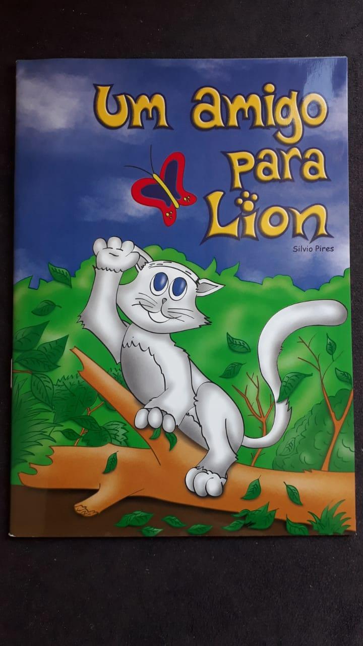 Um Amigo para Lion  - VindVedShop - Distribuidora Catolica