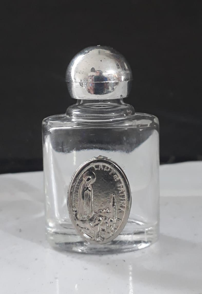 WE121 - Guarrafa Agua Benta 8ml Nossa Senhora de Fatima  - VindVedShop - Distribuidora Catolica