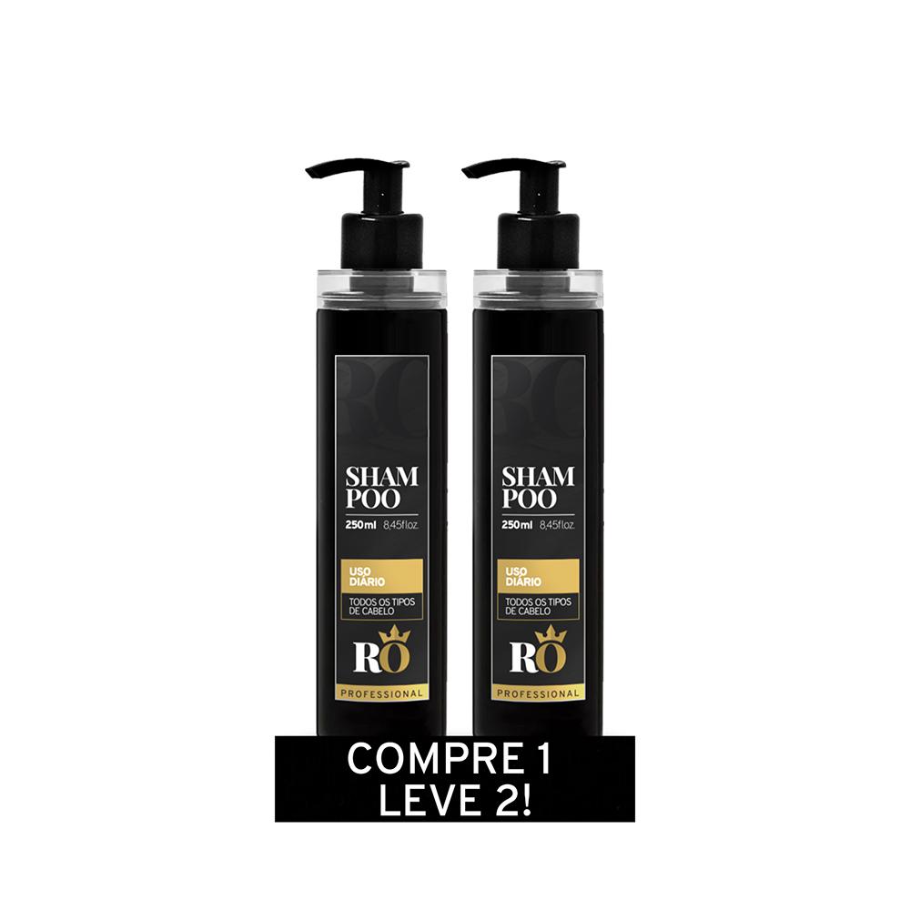 2 por 1 - Shampoo RO Uso Diário 250ml