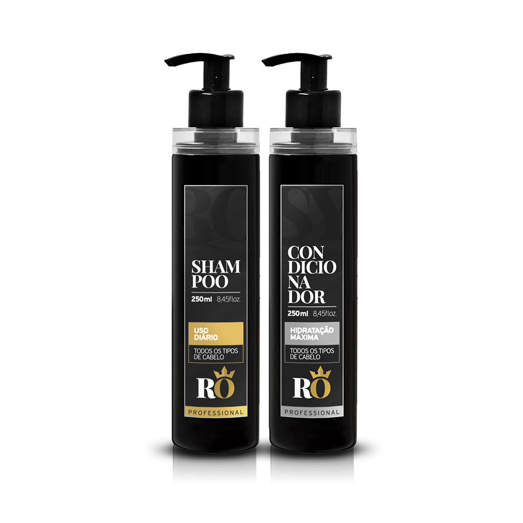 Combo Shampoo + Condicionador RO 250ml
