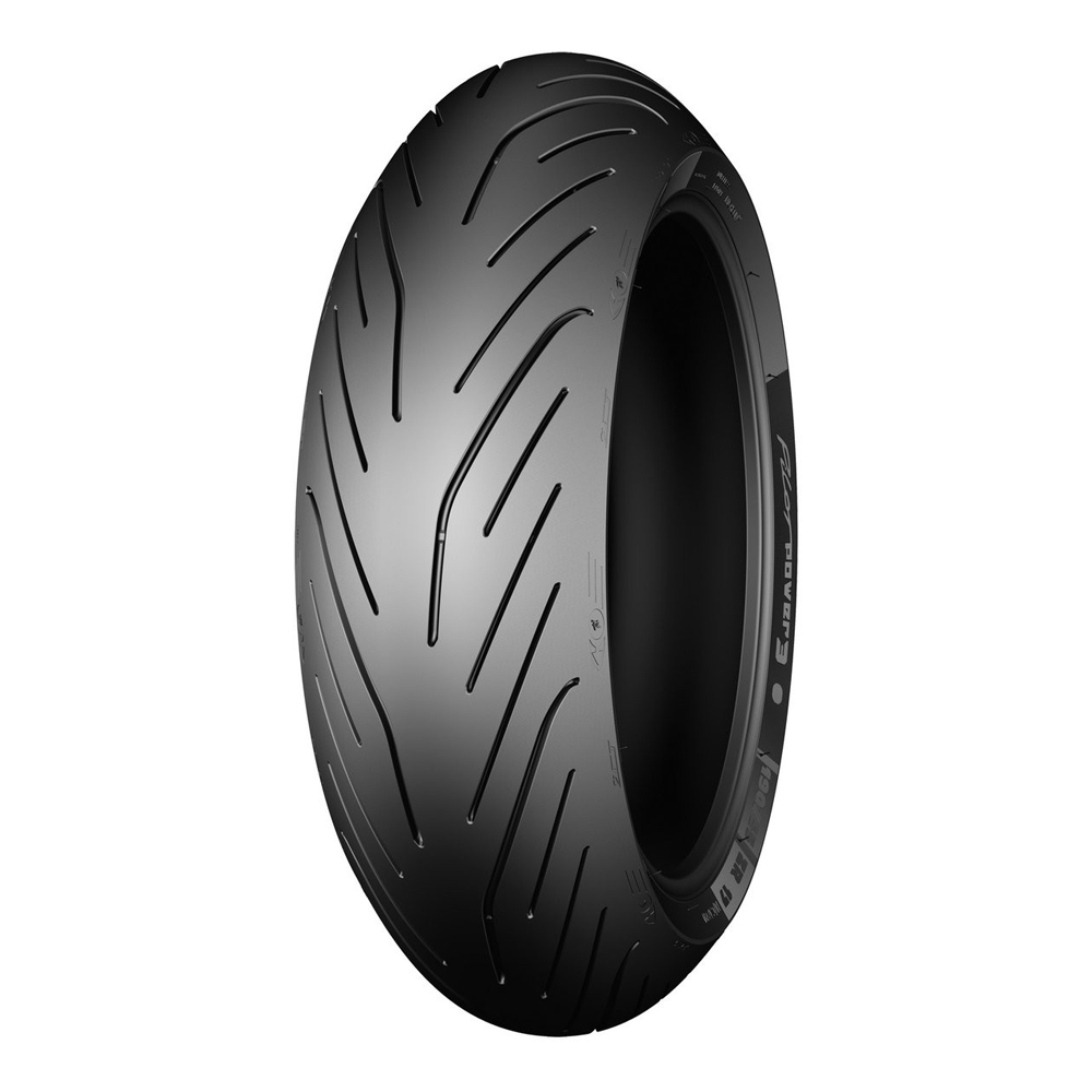 Pneu Michelin 190/50 ZR17 73W TL Pilot Power 3 - Traseiro