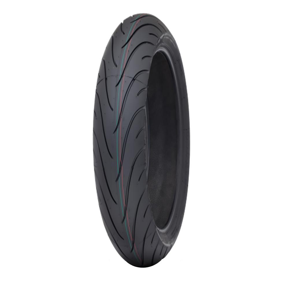 Pneu Michelin 120/70-17 58W Pilot Road 2 Dianteiro HORNET / BANDIT / XJ6 / ER6N